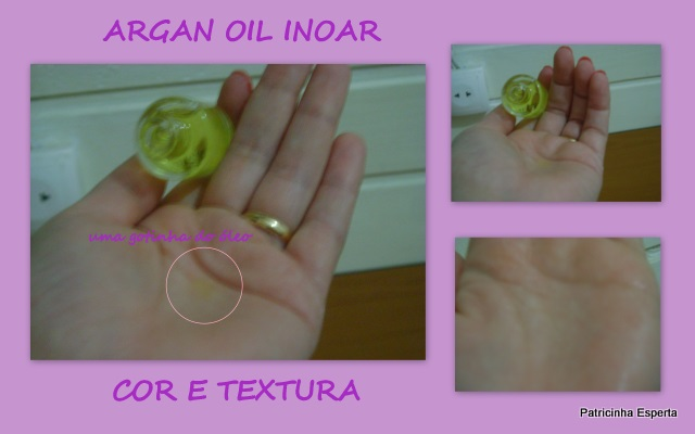 Colagens11 - Óleo de Argan da Inoar - Beauty Fair