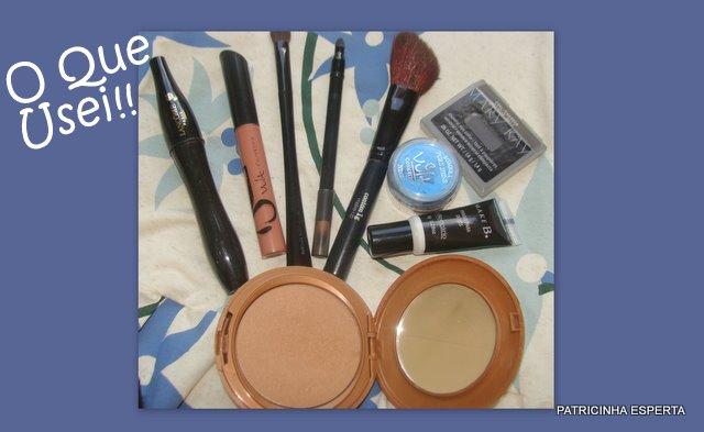 2011 09 3013 - Tutorial: Make Azul e Preto