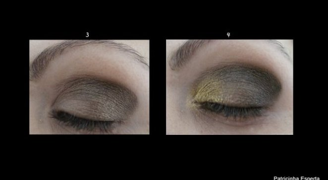 2011 10 083 - Tutorial: Make Dourado com  Glitter