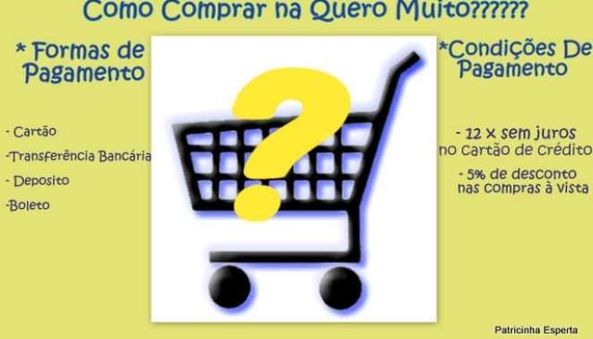 2011 10 1910 - Como Comprar Na QUERO MUITO?