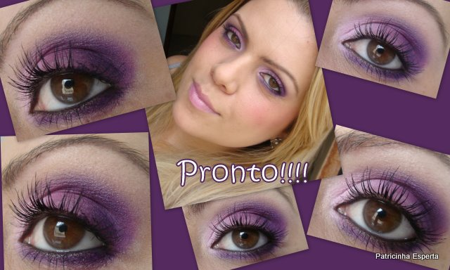 2011 10 2110 - Tutorial : Make Roxo e Rosa
