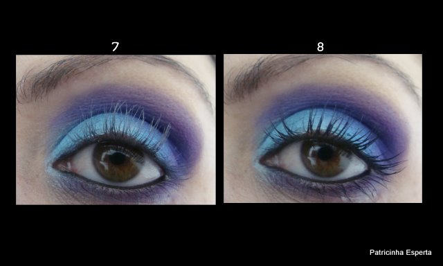 2011 10 226 - Tutorial: Make Azul e Roxo