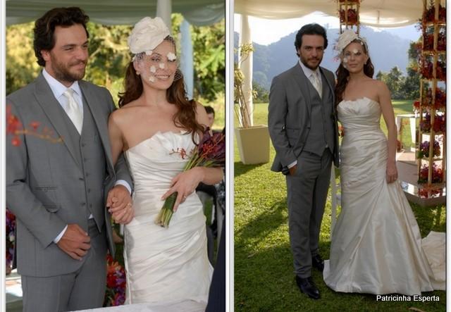Colagens91 - O Vestido de Noiva de Amanda - O Astro