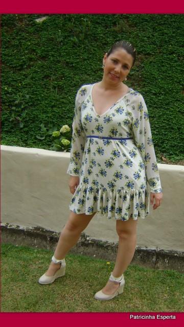 Meu look7 - Look do Dia - Inspirado na Primavera