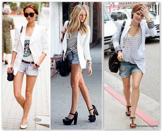 Short jeans - No Verão com as pernocas de Fora