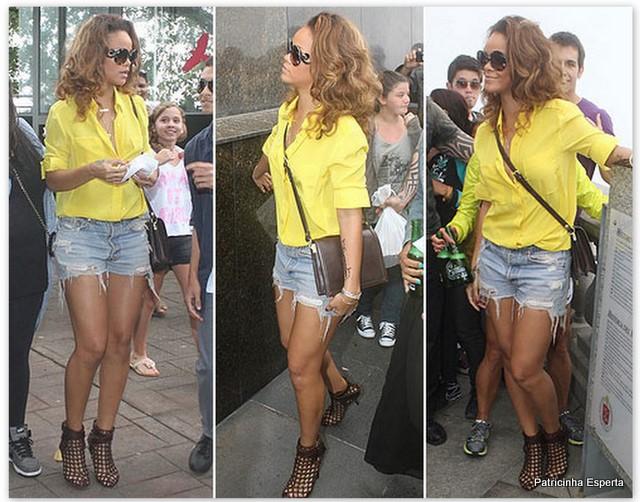 Short jeans1 - No Verão com as pernocas de Fora