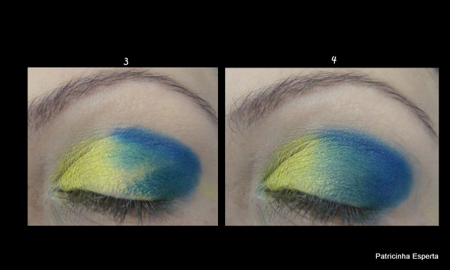 2011 11 117 - Tutorial: Make Azul e Amarelo