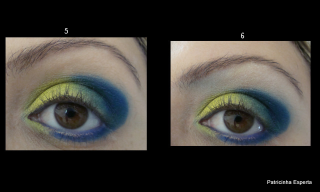 2011 11 118 - Tutorial: Make Azul e Amarelo