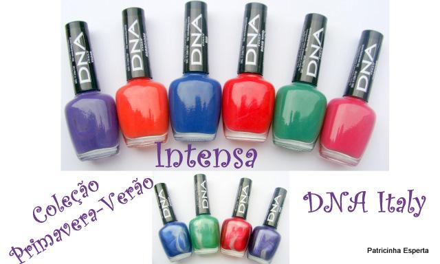 2011 11 151 - Intensa: Coleção Primavera Verão 2012 DNA Italy