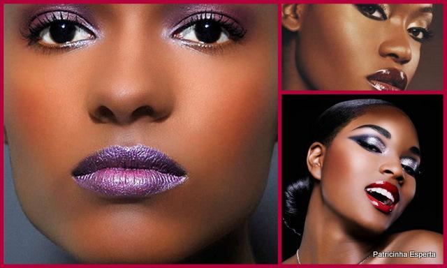 2011 11 292 - Produtos de Maquiagem Para Pele Negra