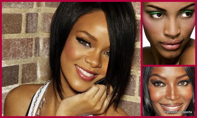 2011 11 293 - Produtos de Maquiagem Para Pele Negra