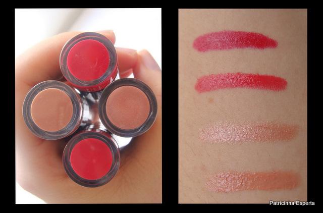 2011 12 0712 - Batons Nude e Vermelho Preferidos - Nyx