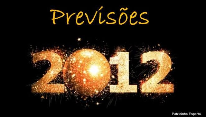 2011 12 141 - Previsões Para 2012 - Parte 1