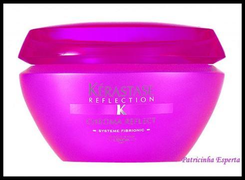 Masque Chroma Reflect3 1024x751 - Eu uso: Kérastase Reflection Chroma Riche