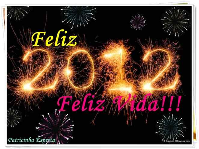 feliz ano novo feliz vida - Feliz Ano Novo, Feliz vida!!!