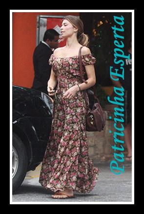 grazi massafera vestido floral - Top 10 - As Mais bem vestidas de 2011