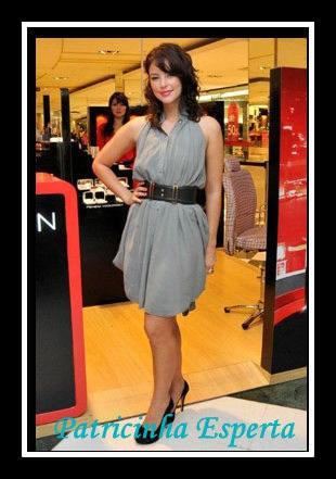 paola oliveira vestido cinza - Top 10 - As Mais bem vestidas de 2011