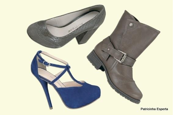Couromoda Bottero - Couromoda 2012 - Tendência em Calçados e Acessórios