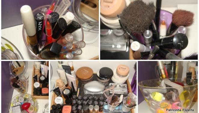 Patricinha Esperta 2 - Montando Um Canto de Maquiagem Com 50 Dinheiros