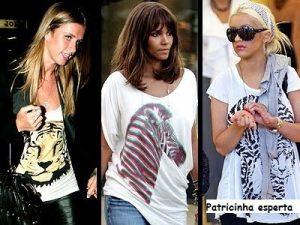 animal print t shirts 300x225 - Moda Verão 2012