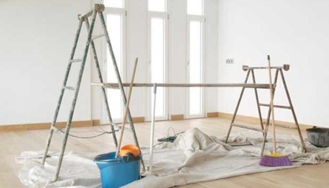 reforma casa 4A - Como Sobreviver  à Uma Reforma?