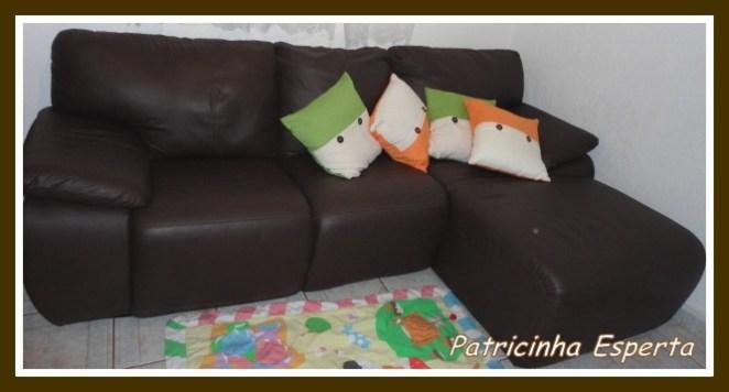 sofa novo - Eu tenho um sofá novinho!!!