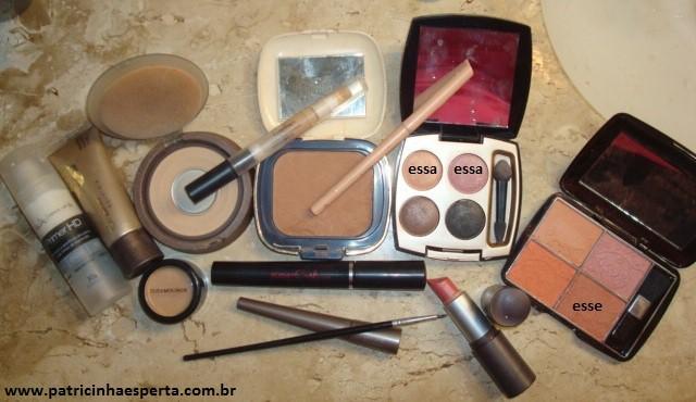 008post1 - Tutorial - Maquiagem inspirada na atriz Emma Stone - Oscar 2012