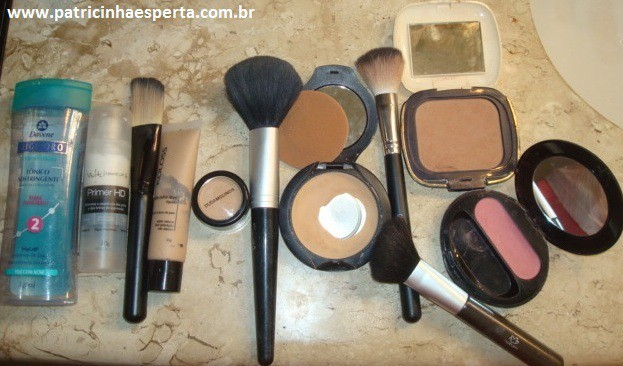 036post - Tutorial - Preparação da pele