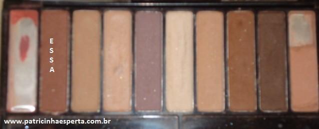 065POST - Tutorial - Maquiagem inspirada na atriz Milla Jovovich  - Oscar 2012