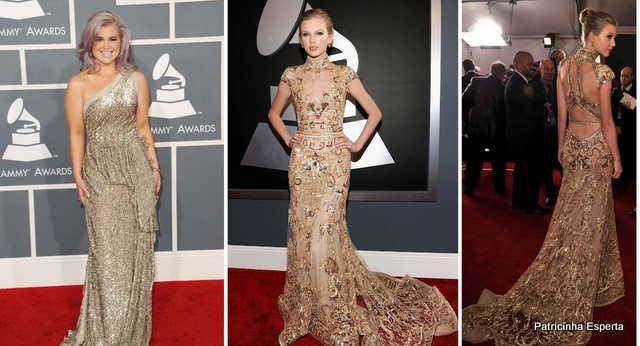 Patricinha Esperta22 1 - Looks do Grammy 2012