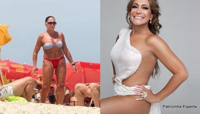 Suzana Vieira - Photoshop, a Varinha de Condão!
