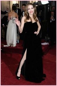 angelina 201x300 - Oscar 2012 - Look das celebrities