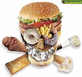 gordura trans - Colesterol alto
