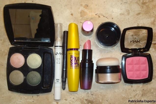 """002post - Maquiagem Verde Musgo - Paleta """"Coleção Fresh - Avon"""""""