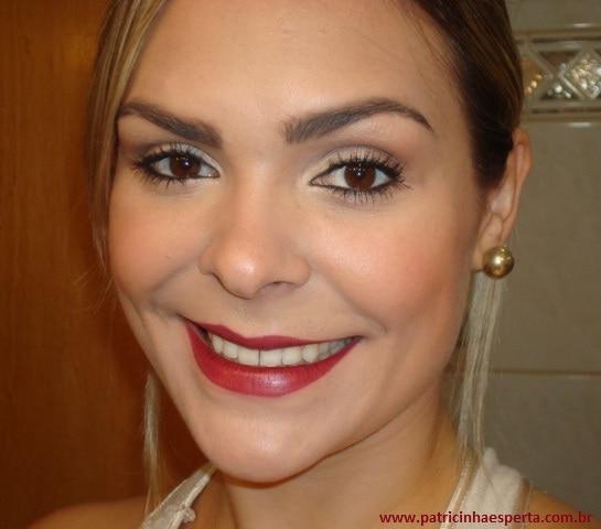 012post - Maquiagem inspirada na atriz Adriana Birolli (Patrícia de Estampa Fina)