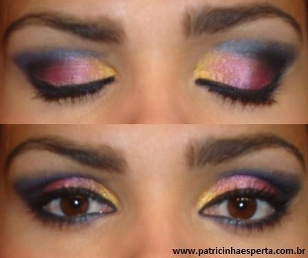 013.post  - Tutorial - Maquiagem para Morenas e Negras (para a noite)