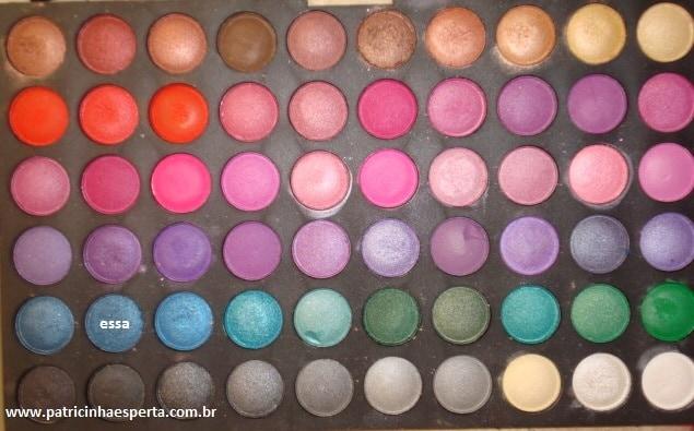 053post - Tutorial - Maquiagem para Morenas e Negras (para a noite)