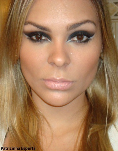 062post1 - Maquiagem Preta PODEROSA!!!