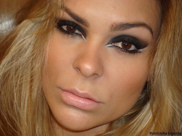 107post - Maquiagem Preta PODEROSA!!!