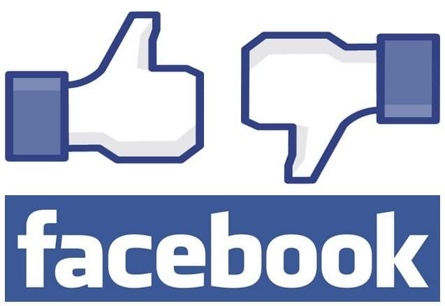 facebook curtir e nao curtir1 - As redes sociais e as relações humanas