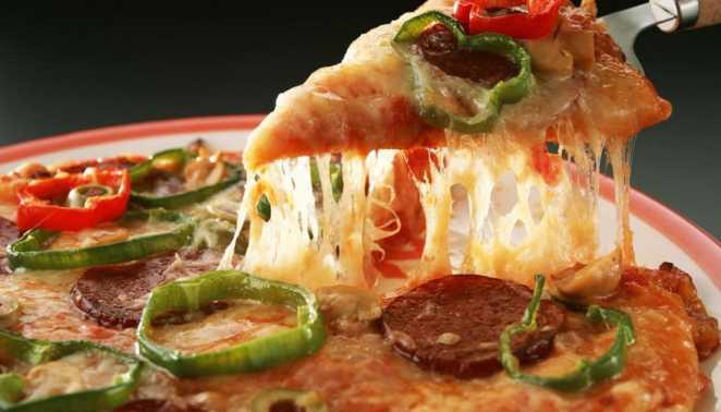 pizza - Diário de Dieta: A Despedida