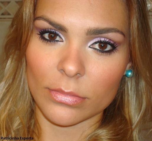011post - Maquiagem Rosa Delicada - Ideal para Debutantes (Festas de 15 anos)