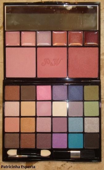049post1 - Maquiagem Colorida para noite