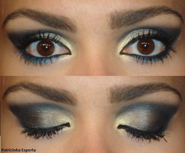 069.post  - Maquiagem Dramática para a Noite