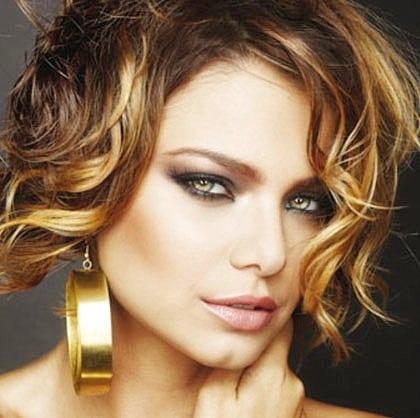 Milena Toscana - O que o seu corte de cabelo diz sobre você