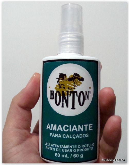 Patricinha Esperta6 001 - Amaciante de Sapatos BonTon : A Sétima Maravilha Do Mundo!