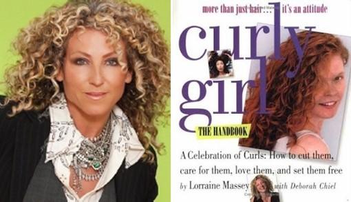 Lorraine Massey e livro - Deva Curl – Conheça a Tragetória da Marca que Revolucionou o Conceito sobre Cabelos Cacheados