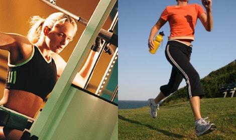 aerobico anaerobico - Aeróbico antes ou depois da musculação?!