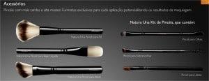 pinceis natura UNA 300x116 - Maquiagem - pincéis os eleitos!