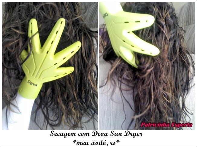 4 DEVA SUN - Como Cachear Cabelos Alisados com Deva Curl – Cacheando a Mamãe